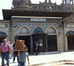Haydarpaşa ferry stop, Istanbul